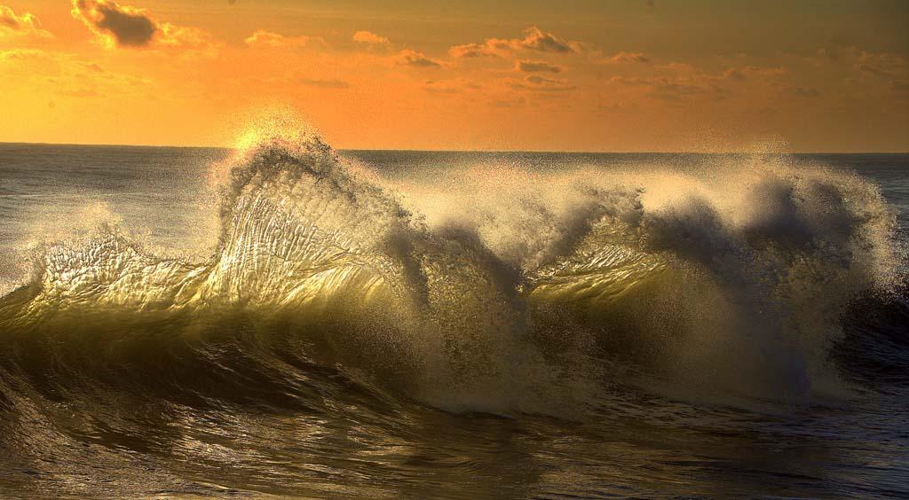 Waves by Bill Dalton 1 Красота волн