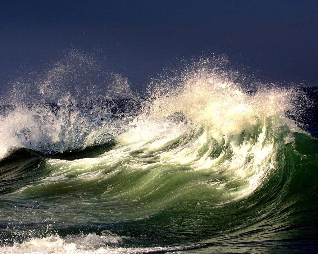 Waves by Bill Dalton 11 Красота волн
