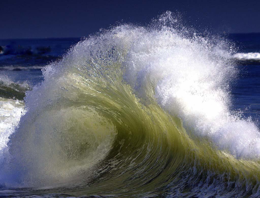 Waves by Bill Dalton 5 Красота волн