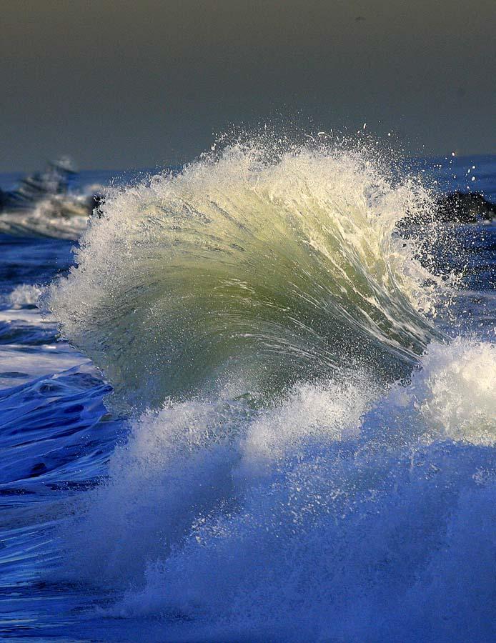 Waves by Bill Dalton 7 Красота волн
