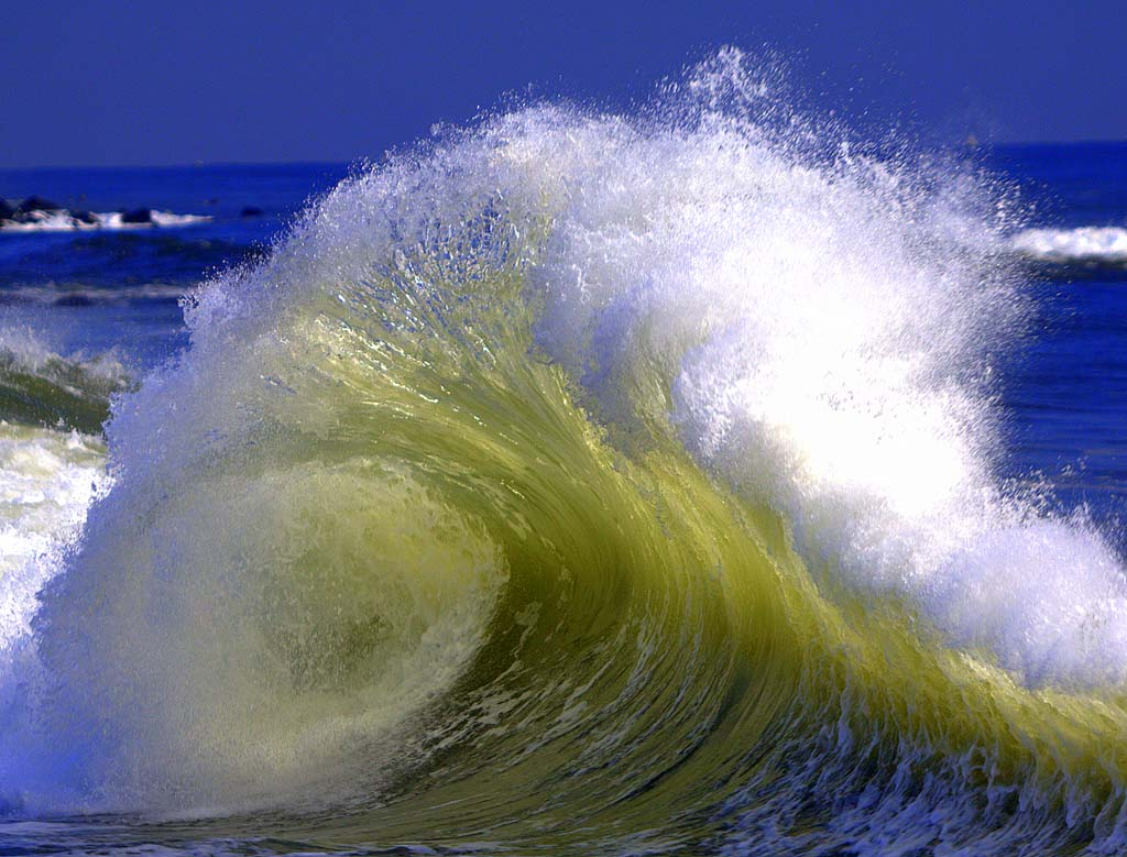 Waves by Bill Dalton 8 Красота волн