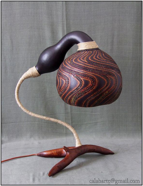 beauty 6 Удивительные светильники из тыкв   произведения искусства