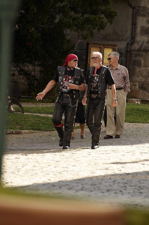 bikers 1 Байкеры пенсионеры