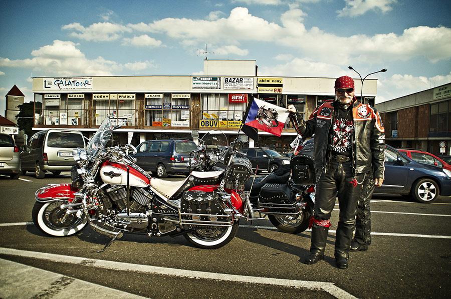 bikers 10 Байкеры пенсионеры