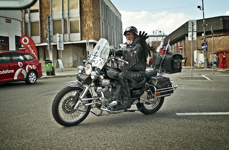 bikers 15 Байкеры пенсионеры