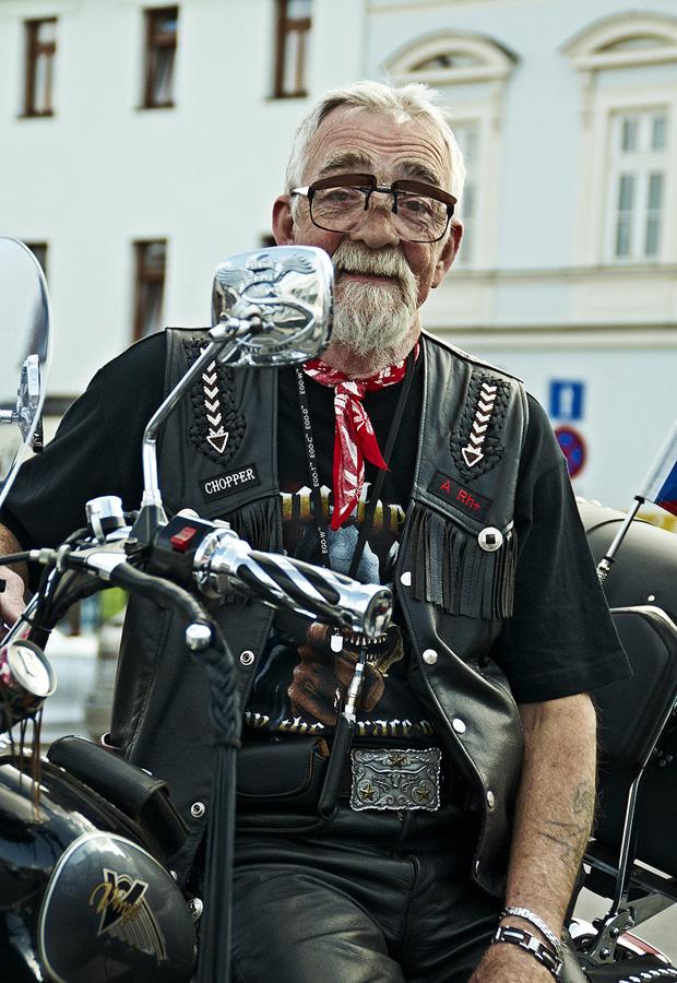bikers 5 Байкеры пенсионеры