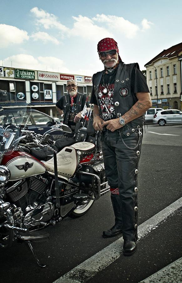 bikers 7 Байкеры пенсионеры