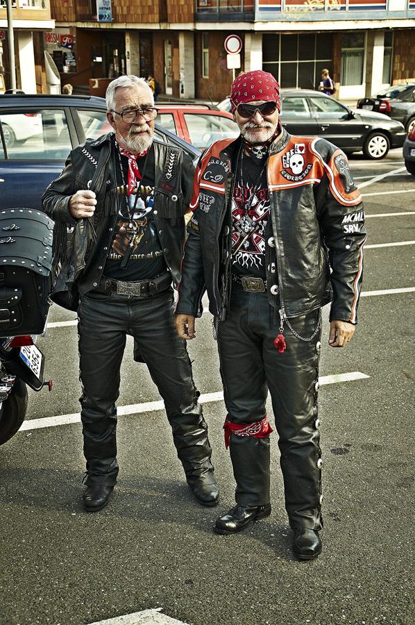 bikers 9 Байкеры пенсионеры