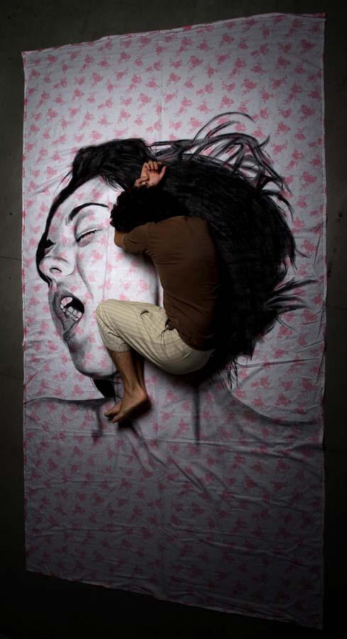 diegobeyro 12 Портреты на простынях Диего Бейро