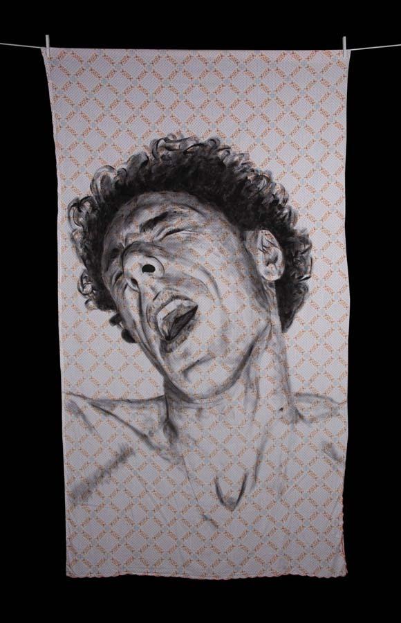 diegobeyro 17 Портреты на простынях Диего Бейро