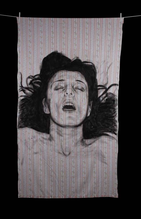 diegobeyro 20 Портреты на простынях Диего Бейро