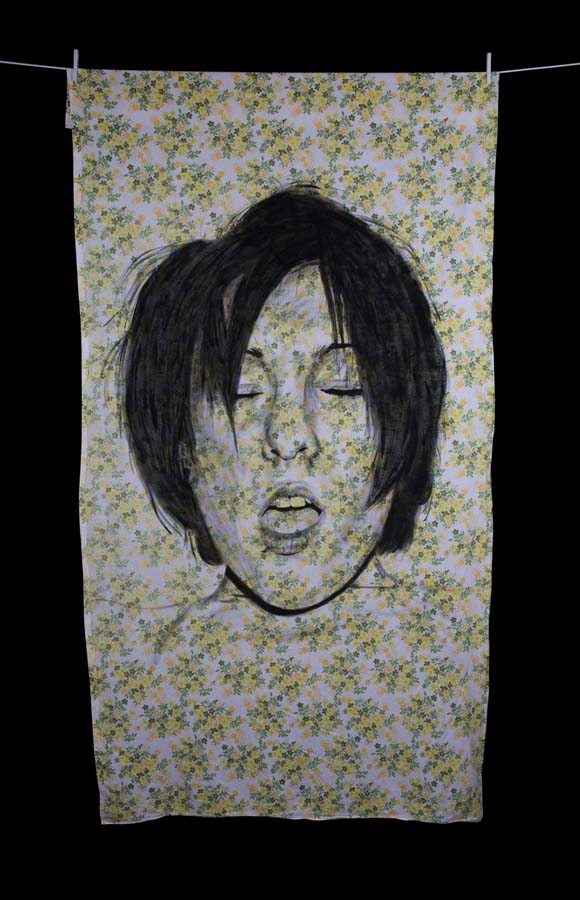 diegobeyro 22 Портреты на простынях Диего Бейро