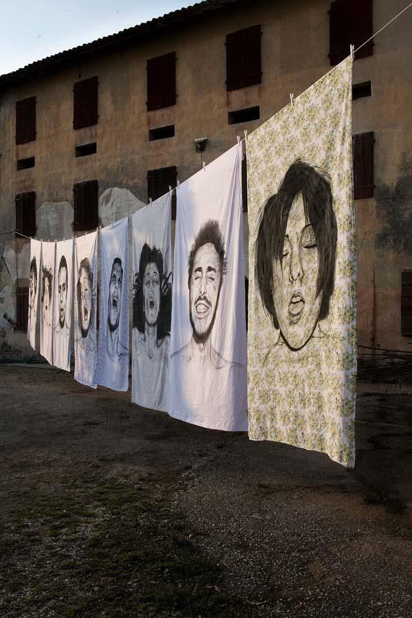 diegobeyro 7 Портреты на простынях Диего Бейро