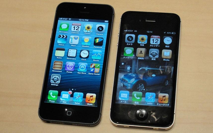 iphone5 1 Apple iPhone 5 в фотографиях
