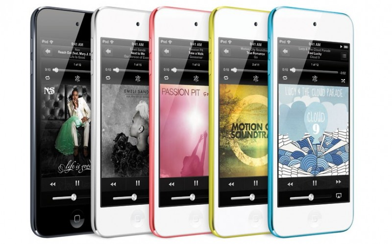 Кое-что об iPhone 5