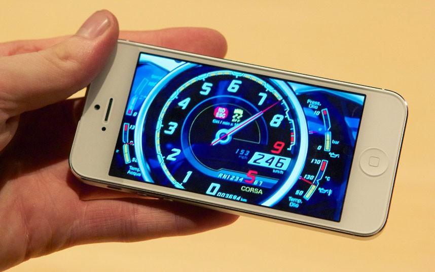 iphone5 2 Apple iPhone 5 в фотографиях