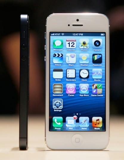 iphone5 3 Apple iPhone 5 в фотографиях