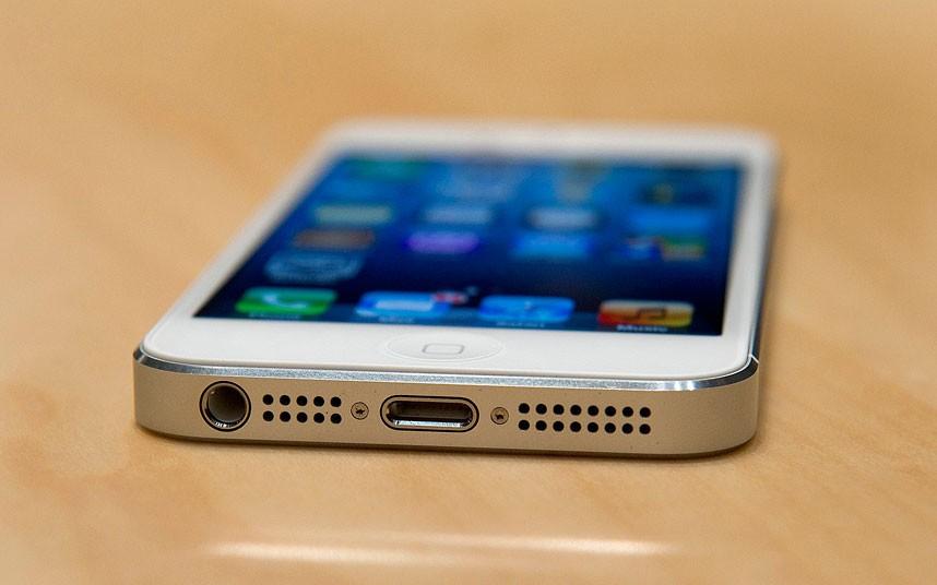 iphone5 5 Apple iPhone 5 в фотографиях