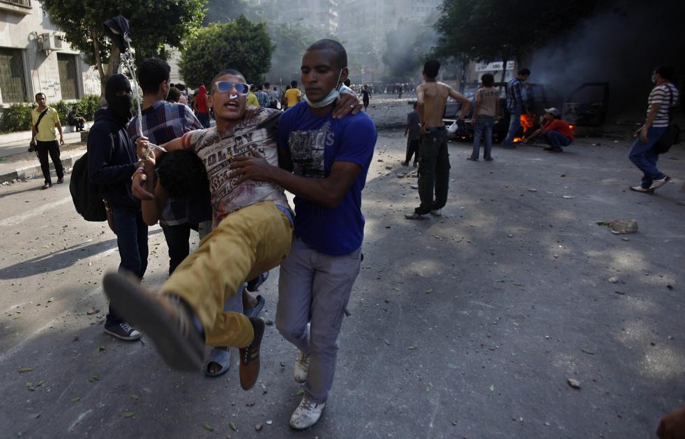 meadeast08 Атаки на посольства США в трех арабских странах