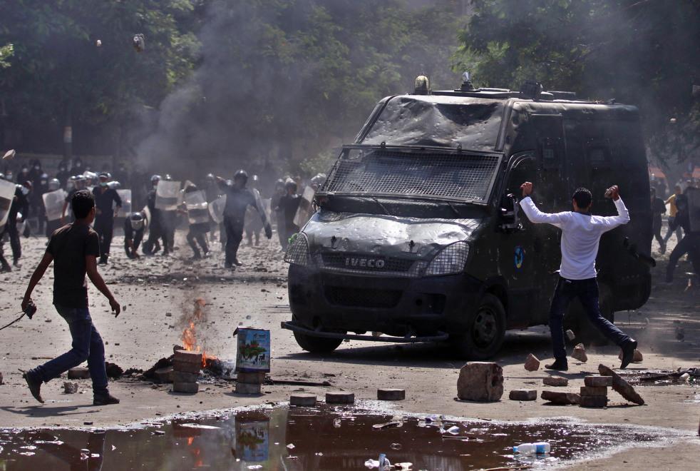 meadeast10 Атаки на посольства США в трех арабских странах