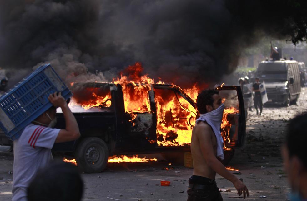 meadeast12 Атаки на посольства США в трех арабских странах