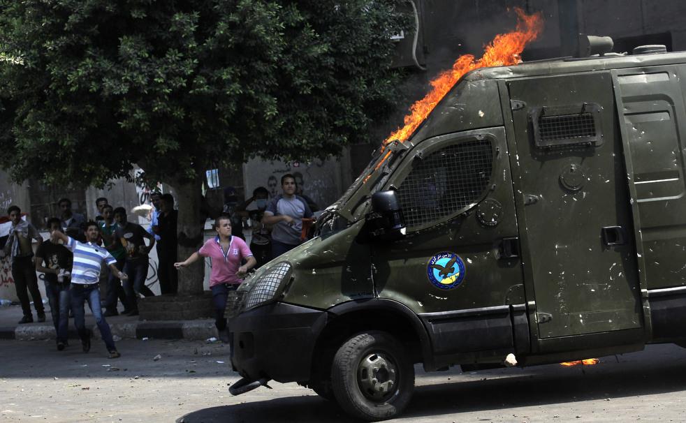 meadeast13 Атаки на посольства США в трех арабских странах