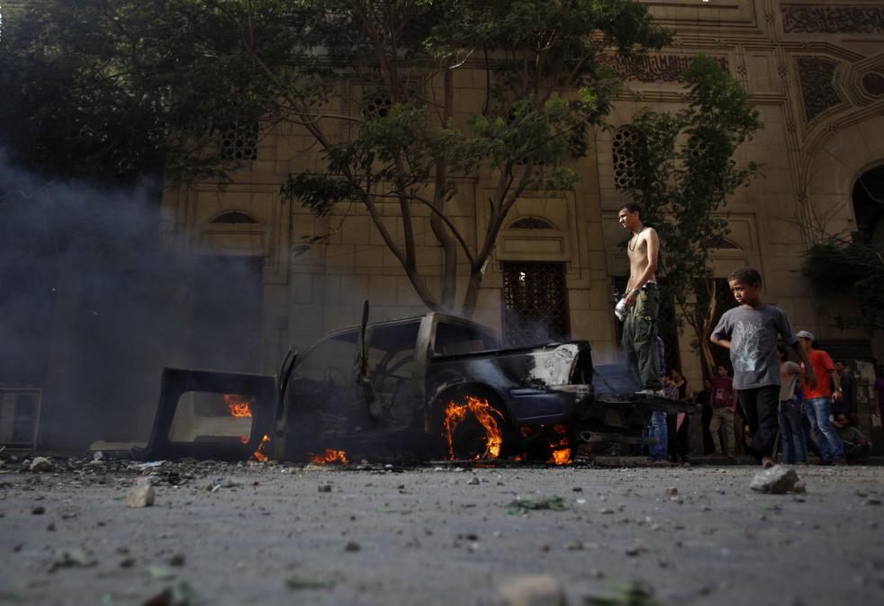 meadeast14 Атаки на посольства США в трех арабских странах