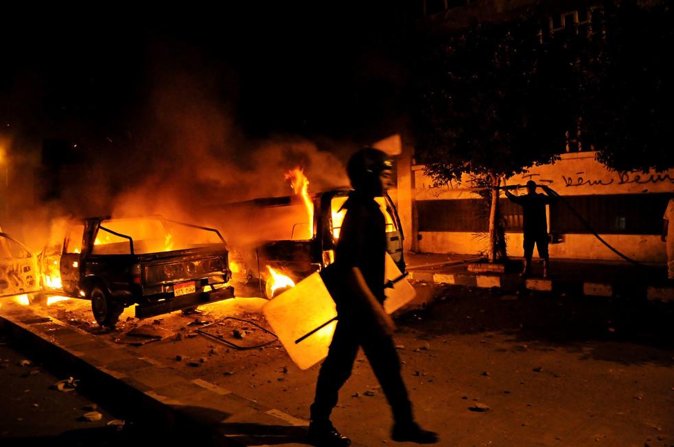 meadeast16 Атаки на посольства США в трех арабских странах