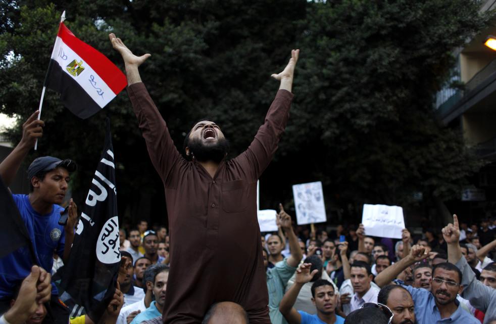 meadeast28 Атаки на посольства США в трех арабских странах