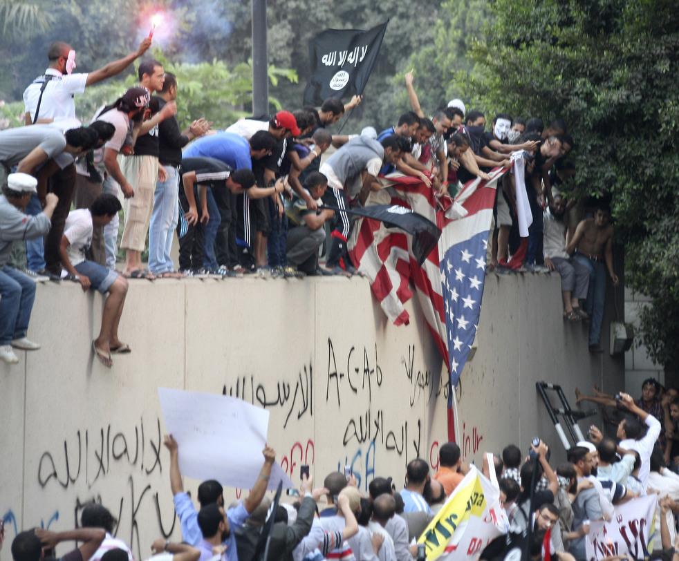 meadeast31 Атаки на посольства США в трех арабских странах