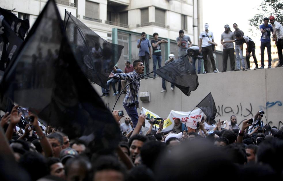 meadeast33 Атаки на посольства США в трех арабских странах