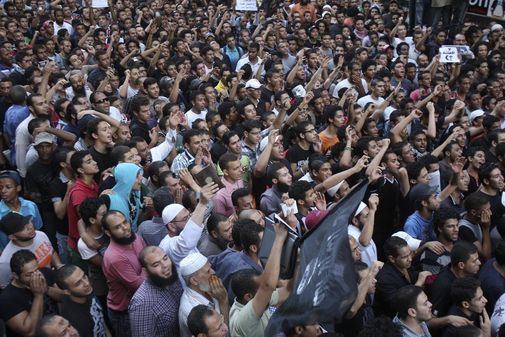 meadeast34 Атаки на посольства США в трех арабских странах