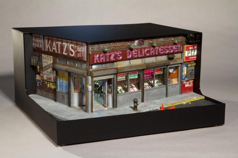miniature 2 800x531 Миниатюрная копия легендарного кафетерия
