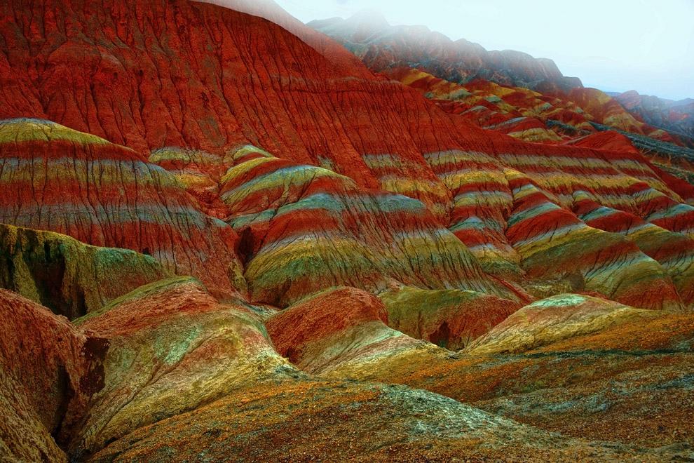 中国nicely06景观дэнкс彩色山