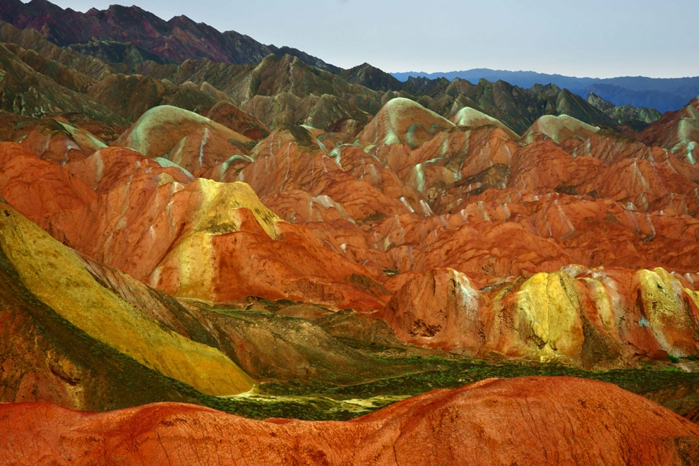 中国nicely09景观дэнкс彩色山