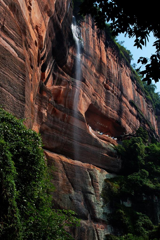中国nicely10景观дэнкс彩色山
