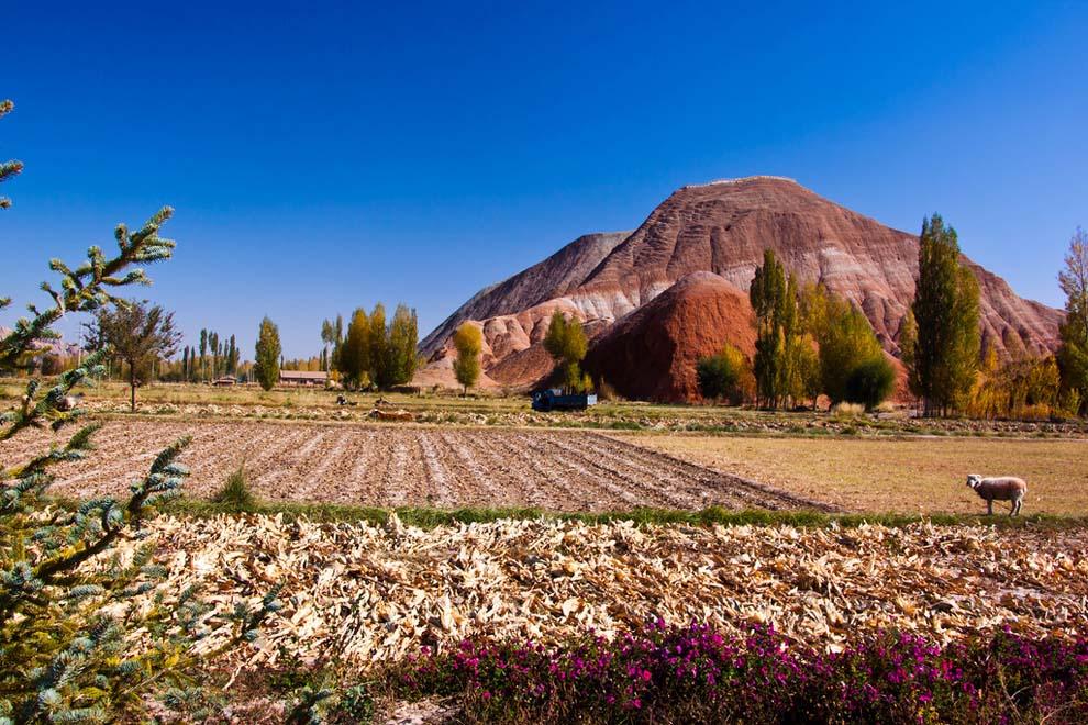 中国nicely13景观дэнкс彩色山