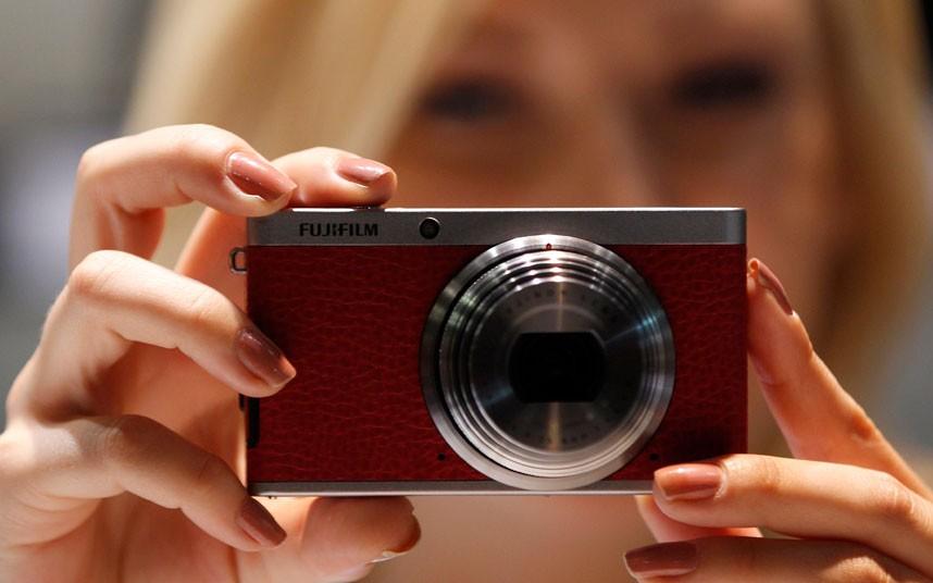 photokina10 В Кельне проходит Международная фотовыставка Photokina 2012