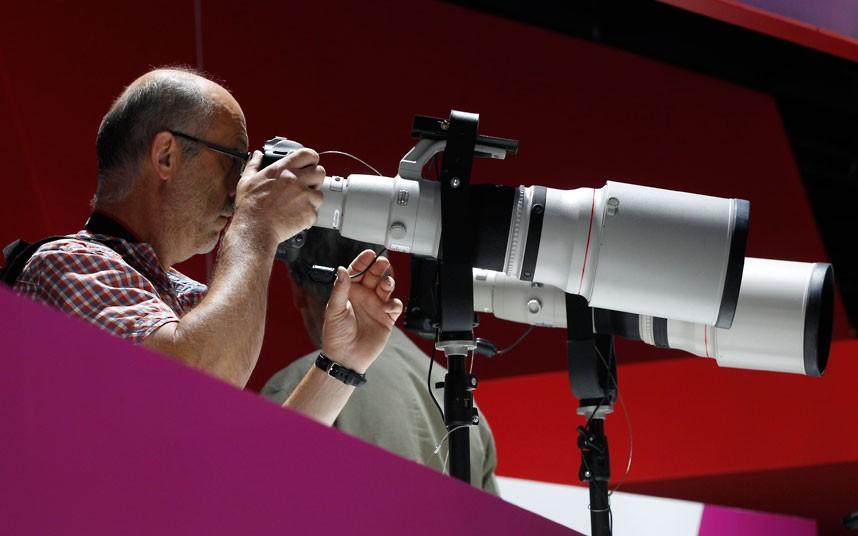photokina11 В Кельне проходит Международная фотовыставка Photokina 2012