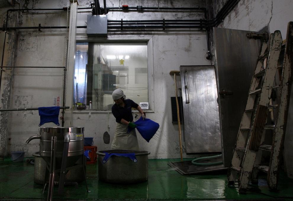 sake06 Как варят традиционное японское саке