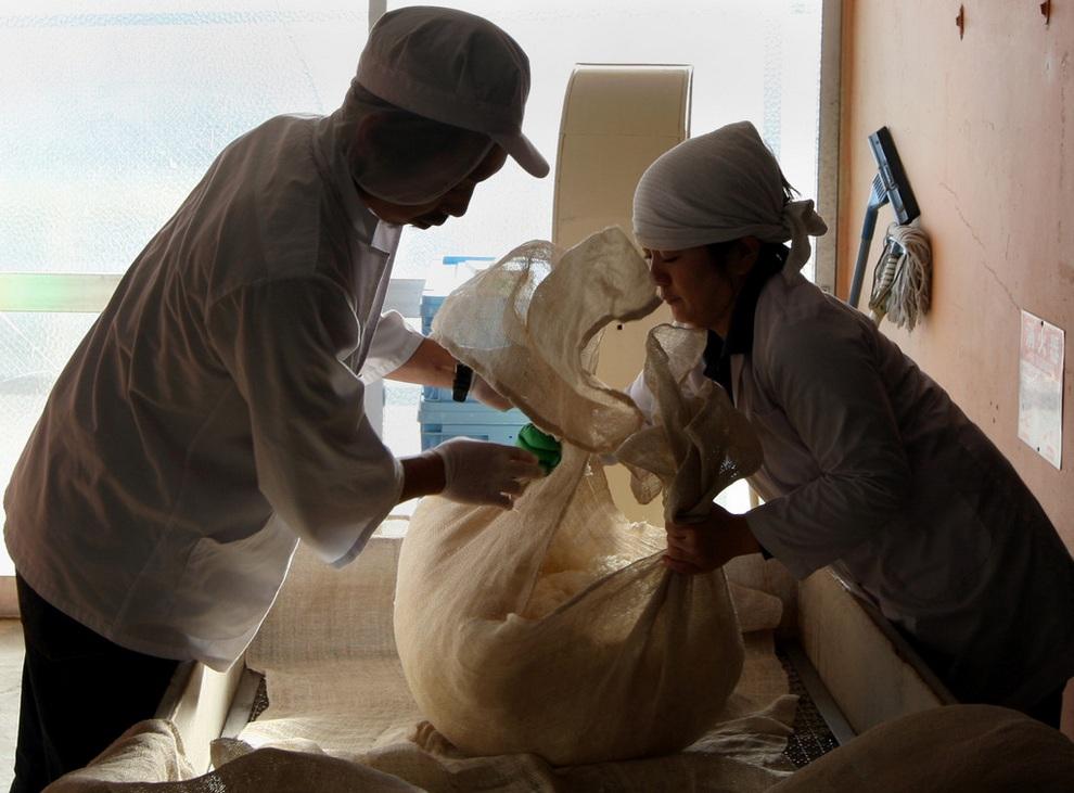 sake09 Как варят традиционное японское саке