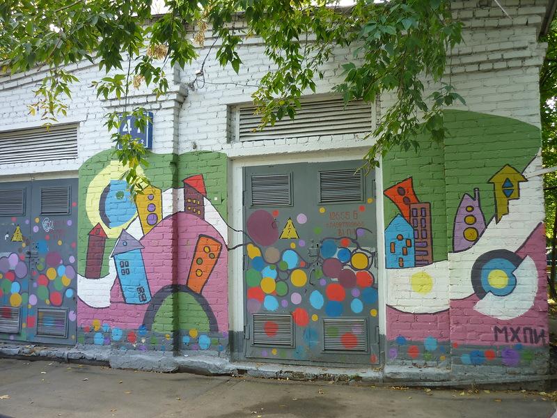 somestreets 3 Дворики в Черемушках