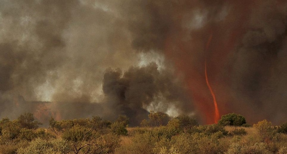flaming electric tornado - photo #37