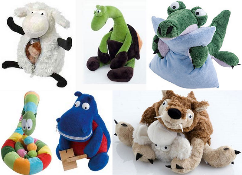 04 Десятка самых странных мягких игрушек