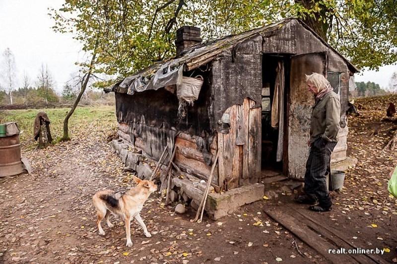 0711 800x532 Белорусские отшельники уже20 летживут безсвета, газа иводопровода, нонасвоей земле