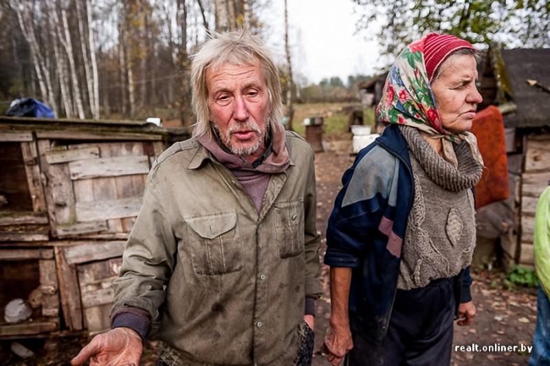 0811 800x532 Белорусские отшельники уже20 летживут безсвета, газа иводопровода, нонасвоей земле