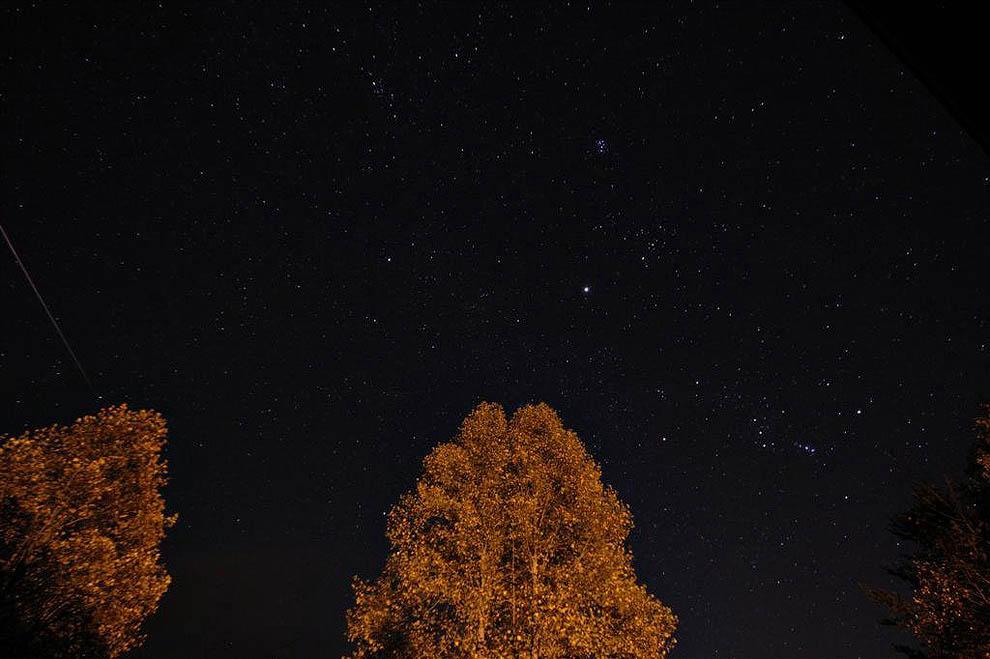 Астрофотограф джоди мартин сняла