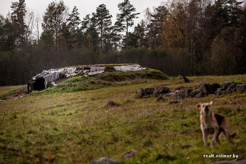 219 800x532 Белорусские отшельники уже20 летживут безсвета, газа иводопровода, нонасвоей земле