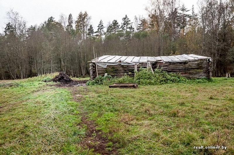 227 800x532 Белорусские отшельники уже20 летживут безсвета, газа иводопровода, нонасвоей земле
