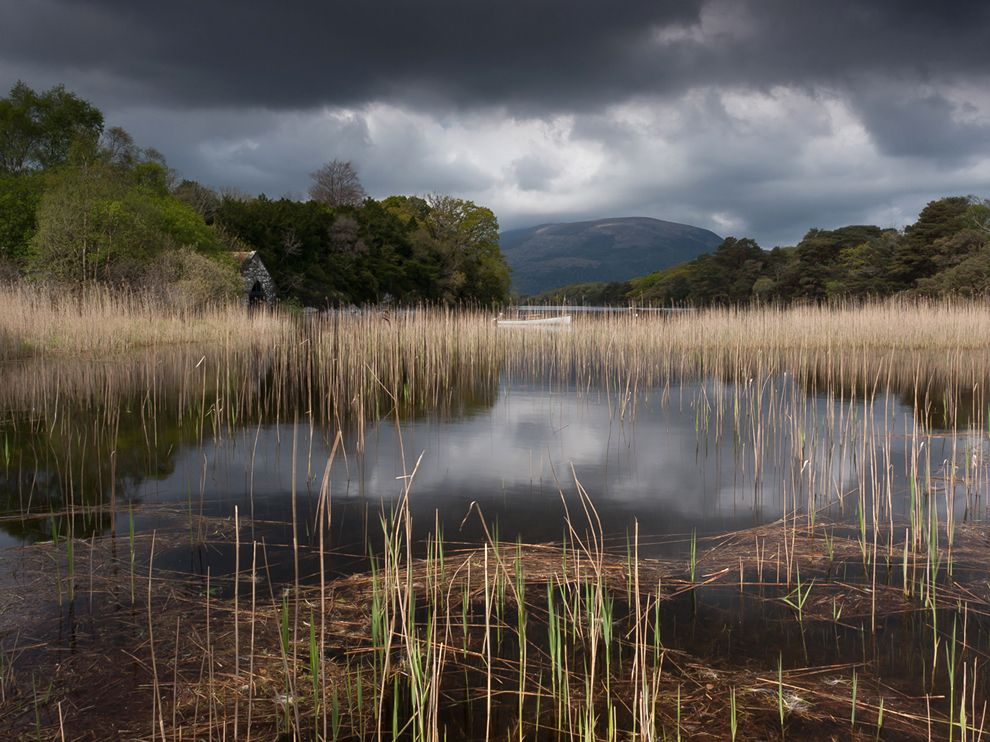 30 на озере макросс в ирландии anthony byrne